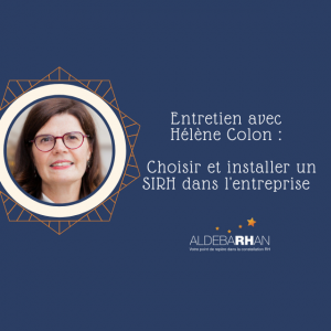 Hélène COLON : choisir et installer un SIRH dans l'entreprise